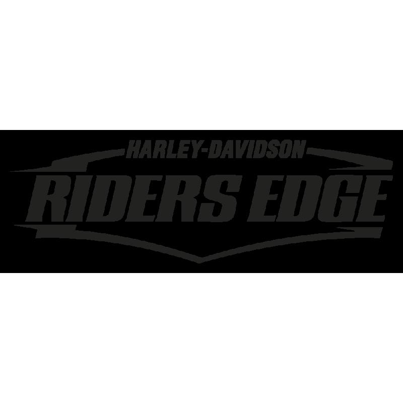 Sticker Harley Davidson Riders