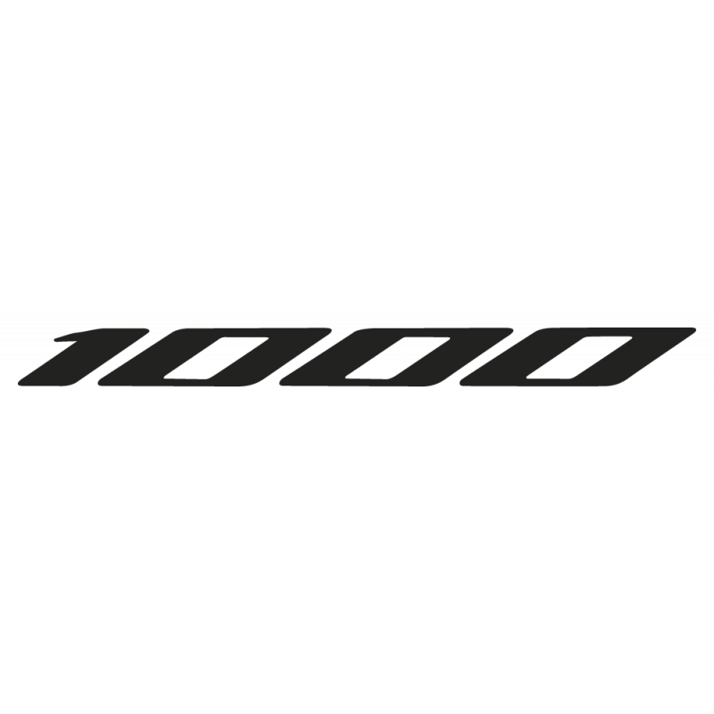 Sticker Honda 1000