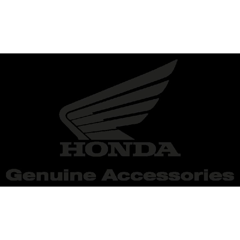 Sticker Honda Accessories