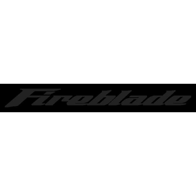 Sticker Honda Fireblade