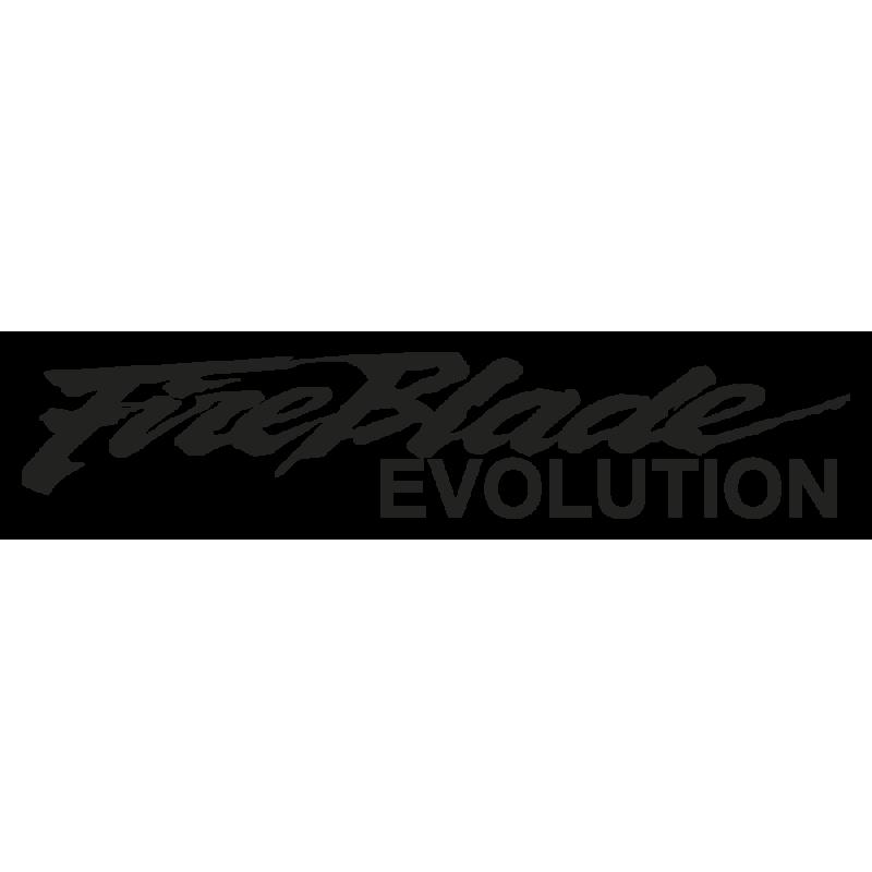 Sticker Honda Fireblade Evolution