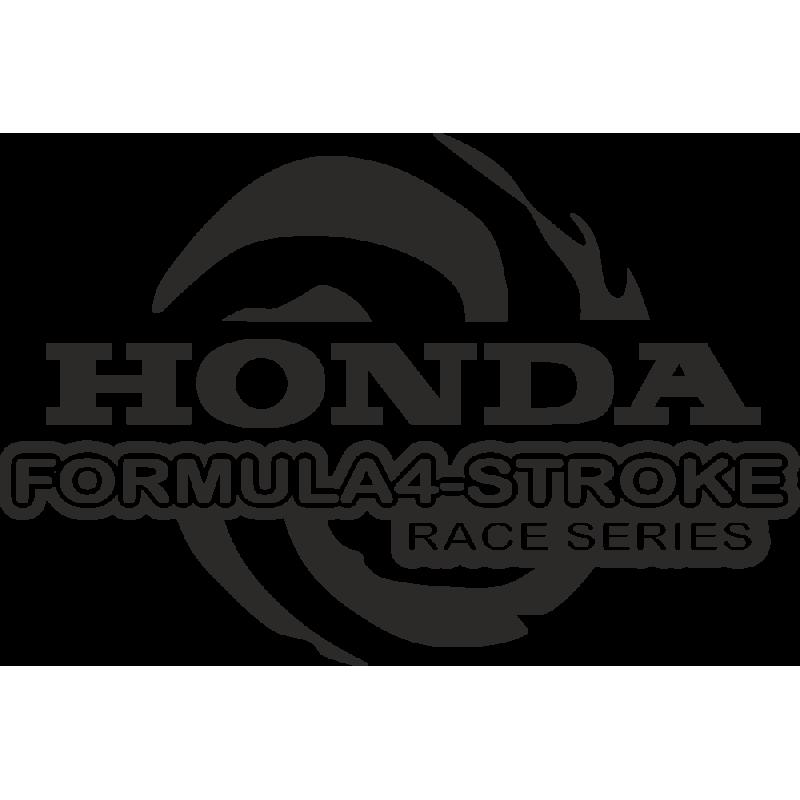Sticker Honda Formula