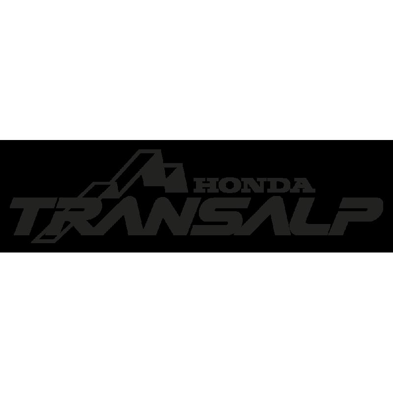 Sticker -honda Transalp