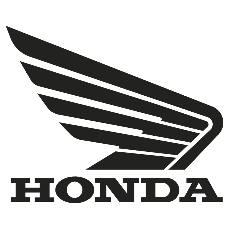 Sticker Honda Droit