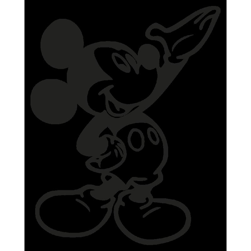 Sticker Mickey