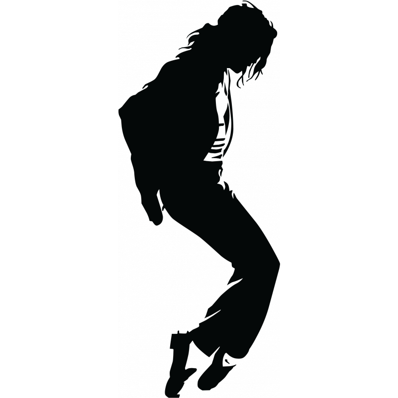 Sticker Michael Jackson