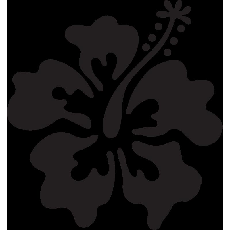 Sticker Fleurs 21