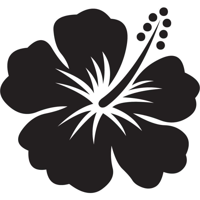 Sticker Fleurs 22