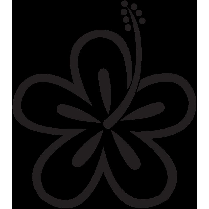 Sticker Fleurs 23