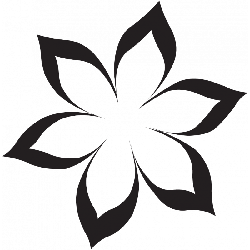 Sticker Fleurs 27
