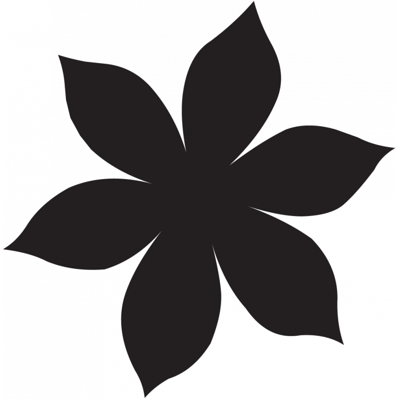 Sticker Fleurs 28