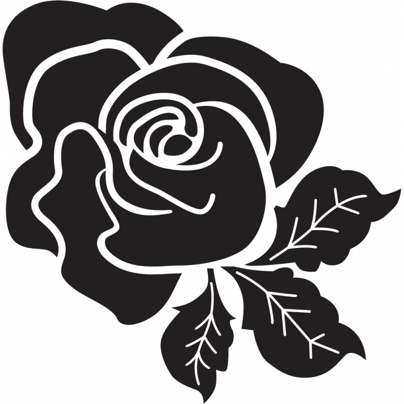 Sticker Fleurs 32