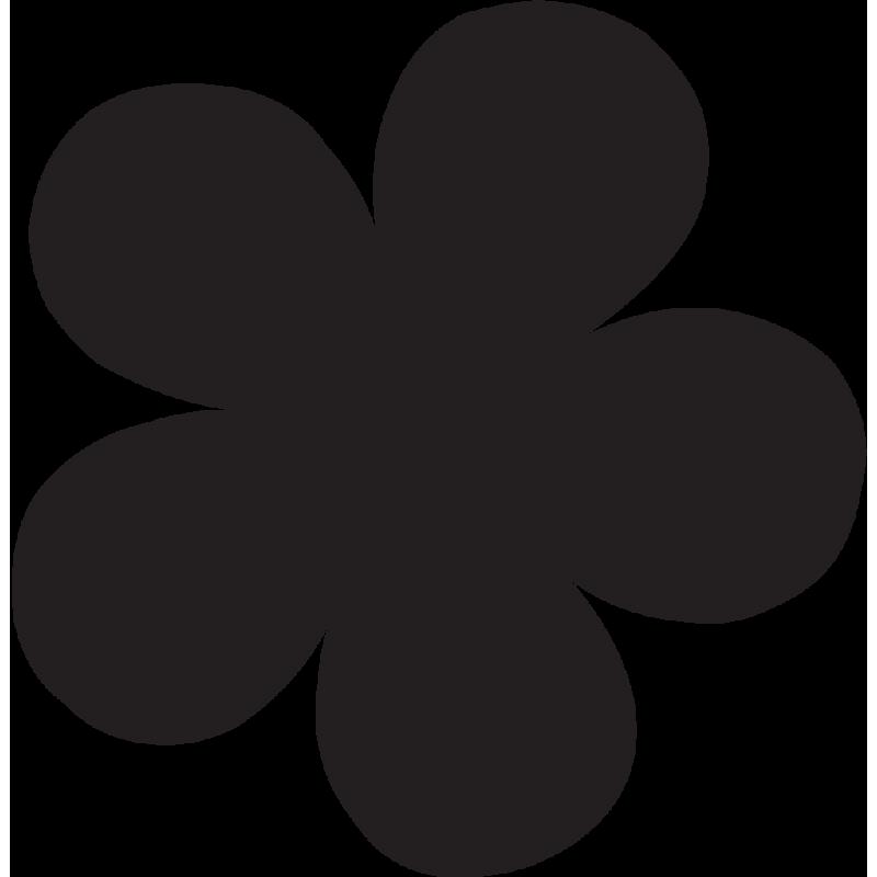 Sticker Fleurs 34