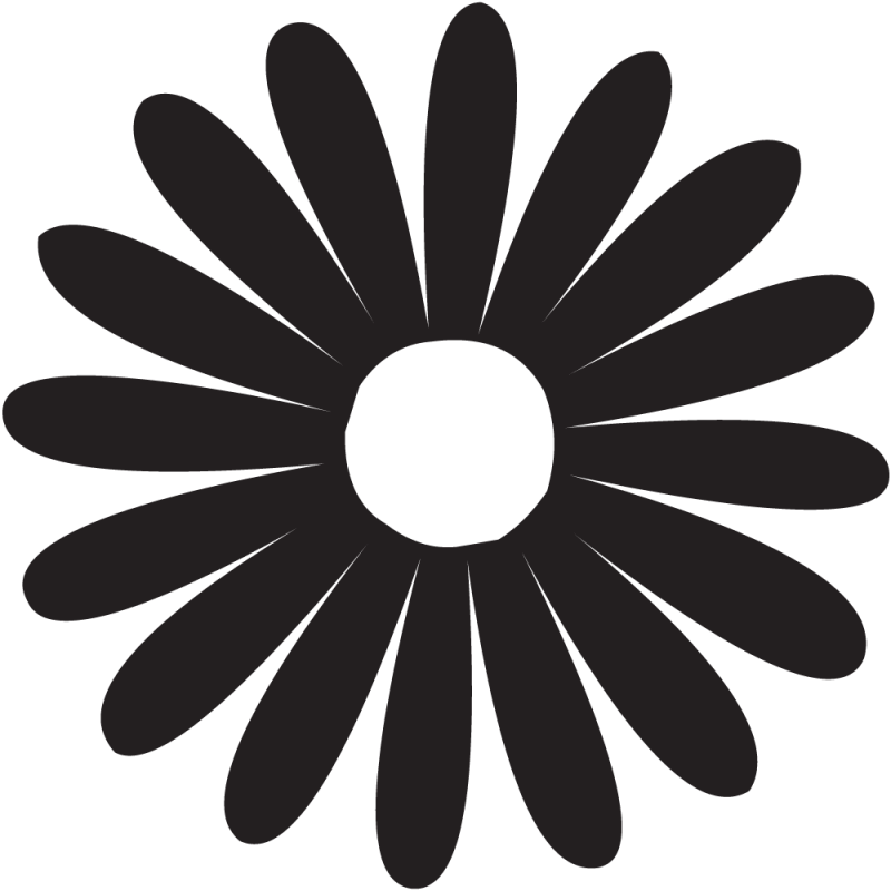 Sticker Fleurs 35