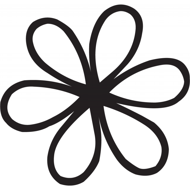 Sticker Fleurs 36
