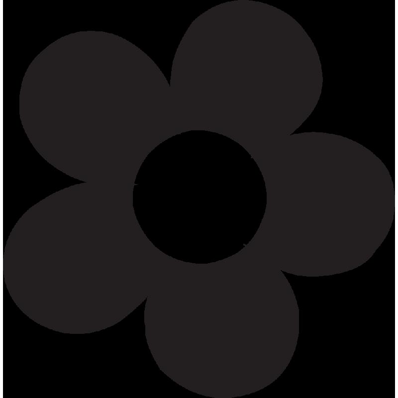 Sticker Fleurs 37