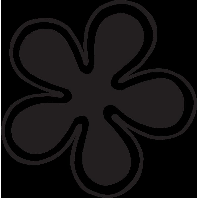 Sticker Fleurs 38