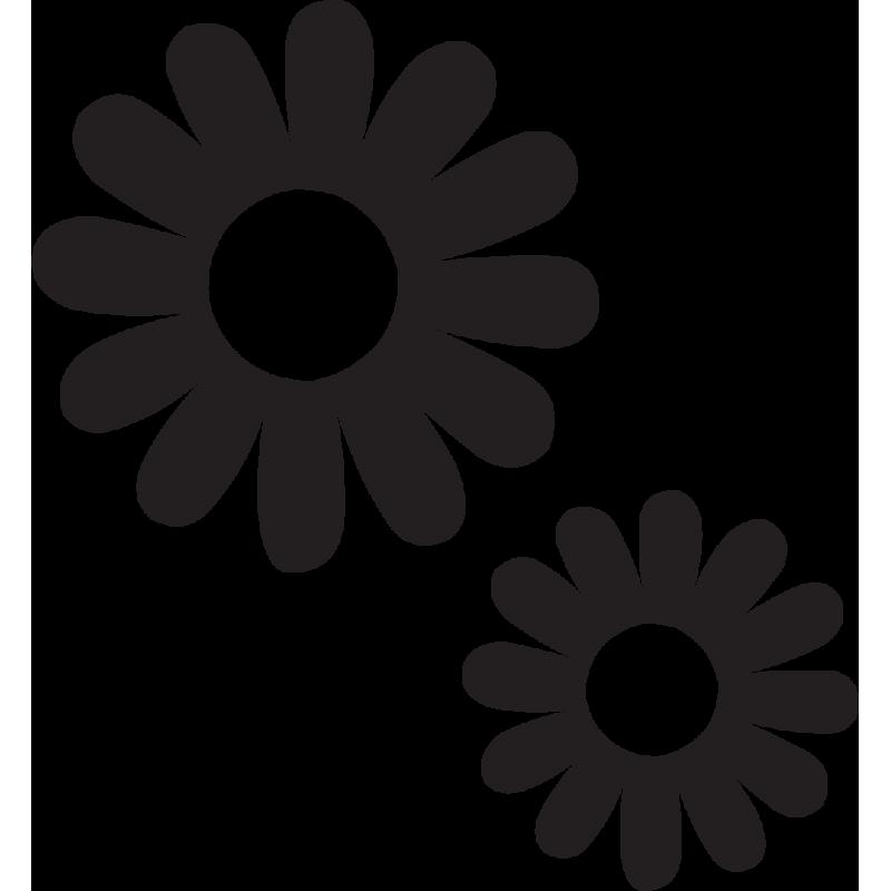 Sticker Fleurs 39