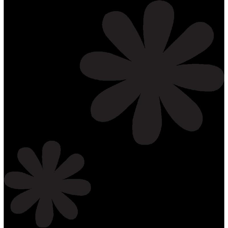 Sticker Fleurs 41