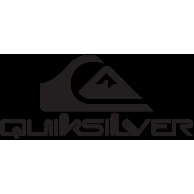 Sticker Quiksilver