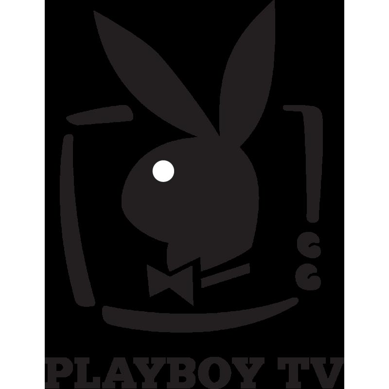 Sticker Playboy