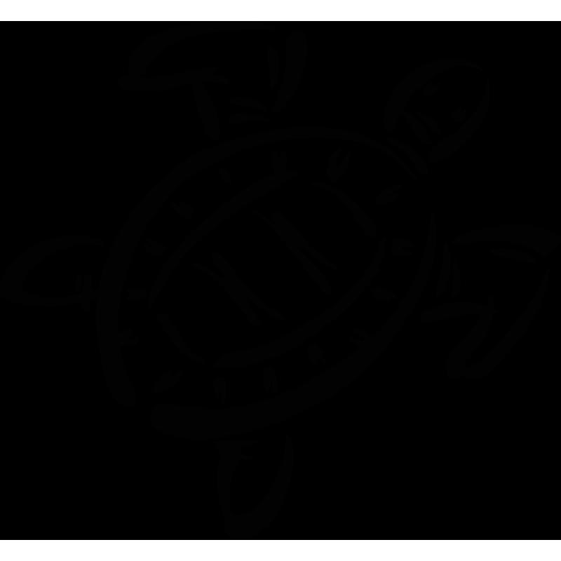 Sticker Tortue