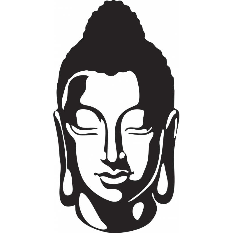 Sticker Bouddha - Boudha
