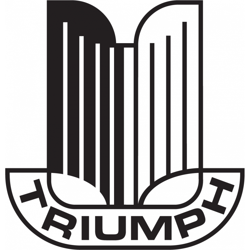 Sticker Triumph Daytona