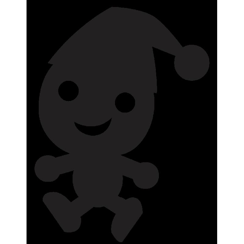 Sticker Halloween 49