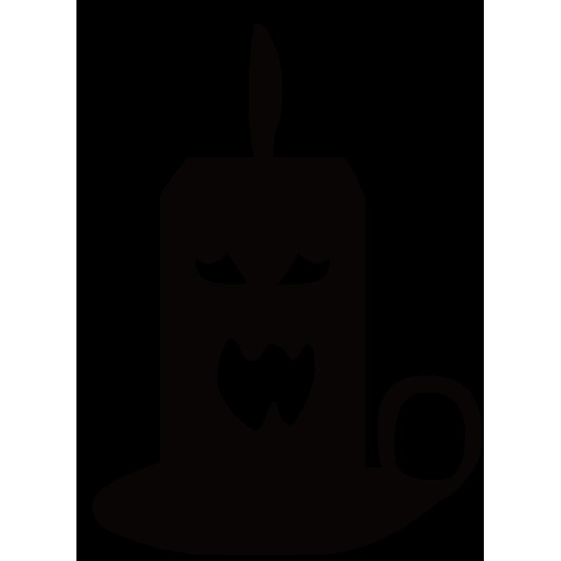 Sticker Halloween 180