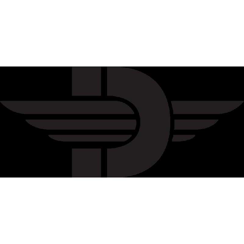 Sticker Ducati Desmo D