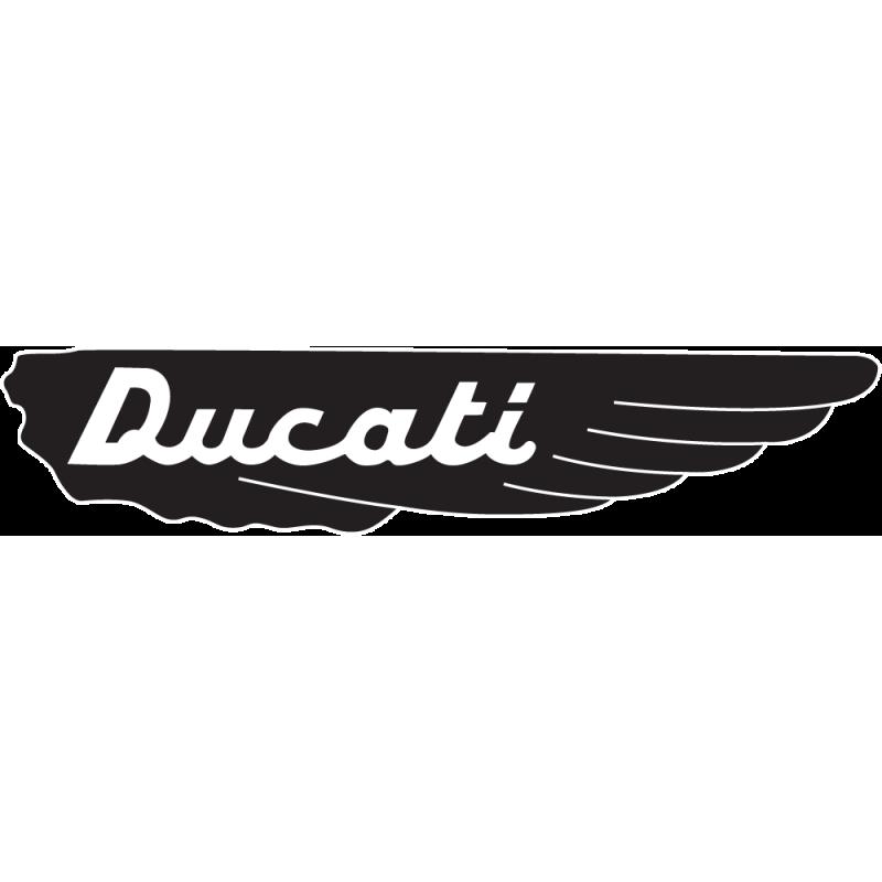 Sticker Ducati Aile Droite