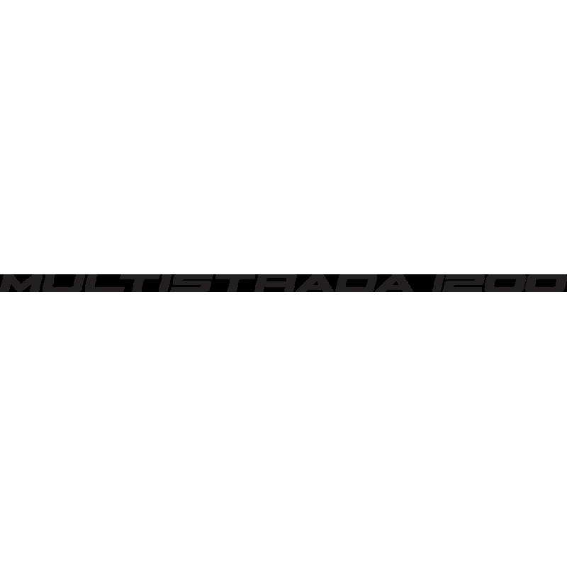 Sticker Ducati Multistrada 1200
