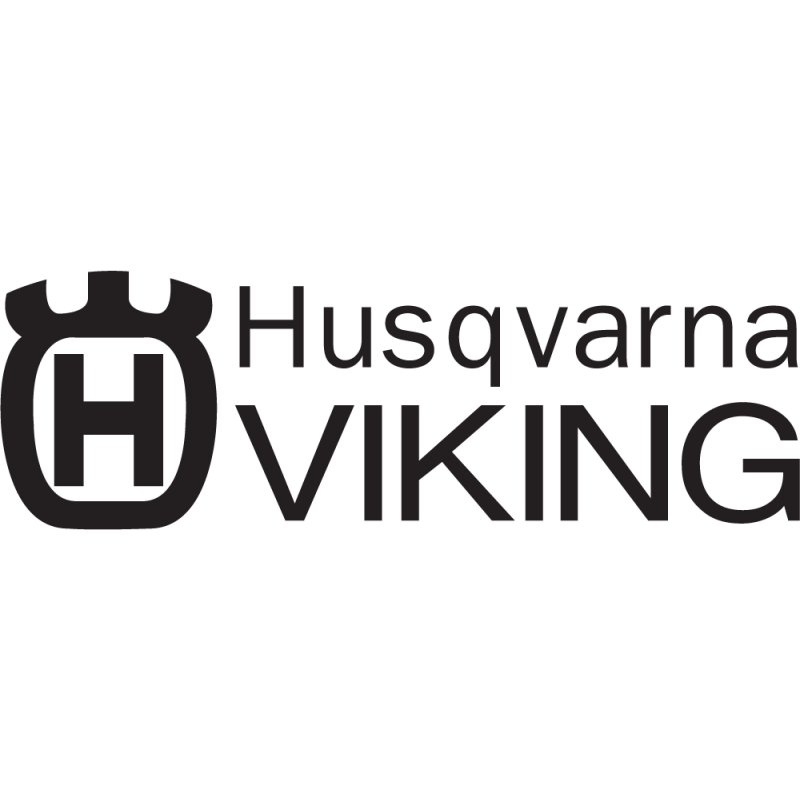 Sticker Husqvarna Viking