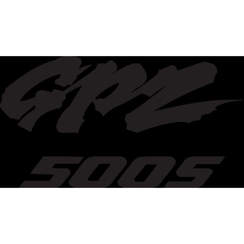 Sticker Kawasaki Gpz 500s
