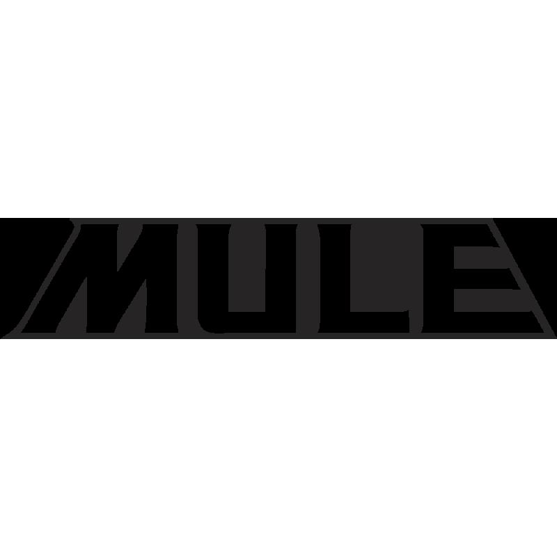 Sticker Kawasaki Mule