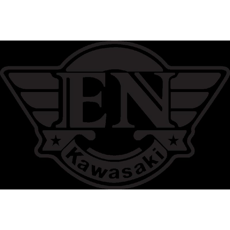 Sticker Kawasaki En
