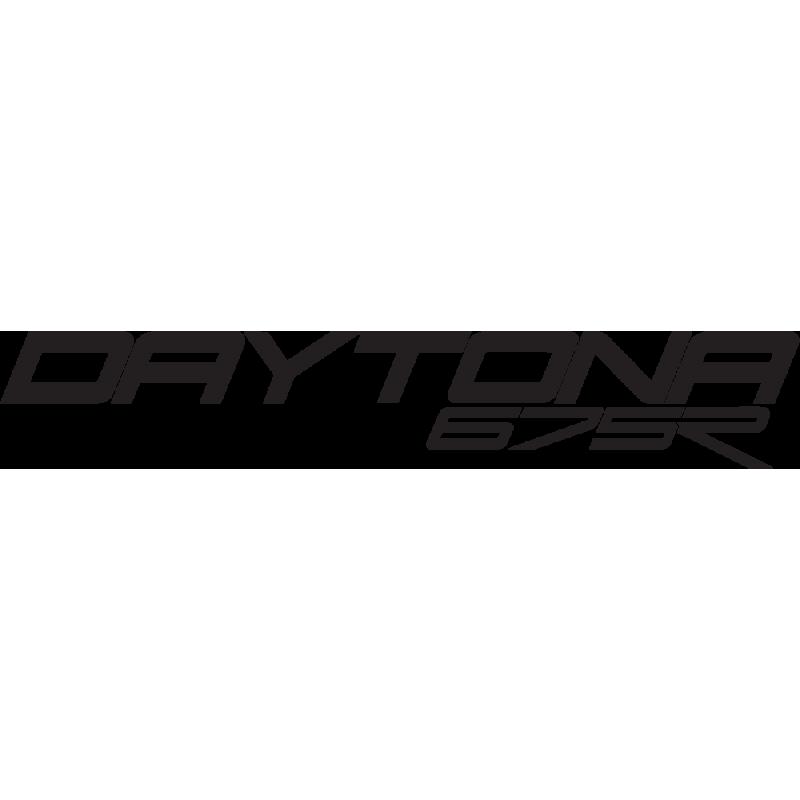 Sticker Triumph Daytona 675r