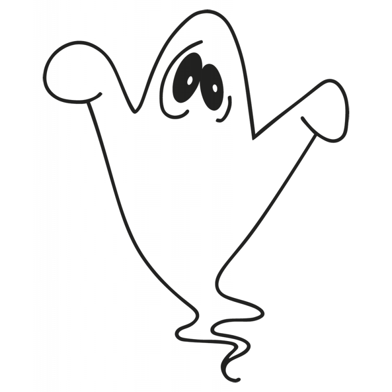 Sticker Fantome