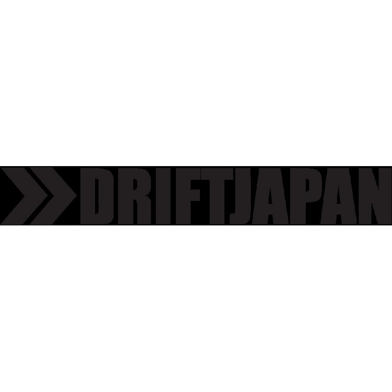 Sticker Jdm Drift Japan