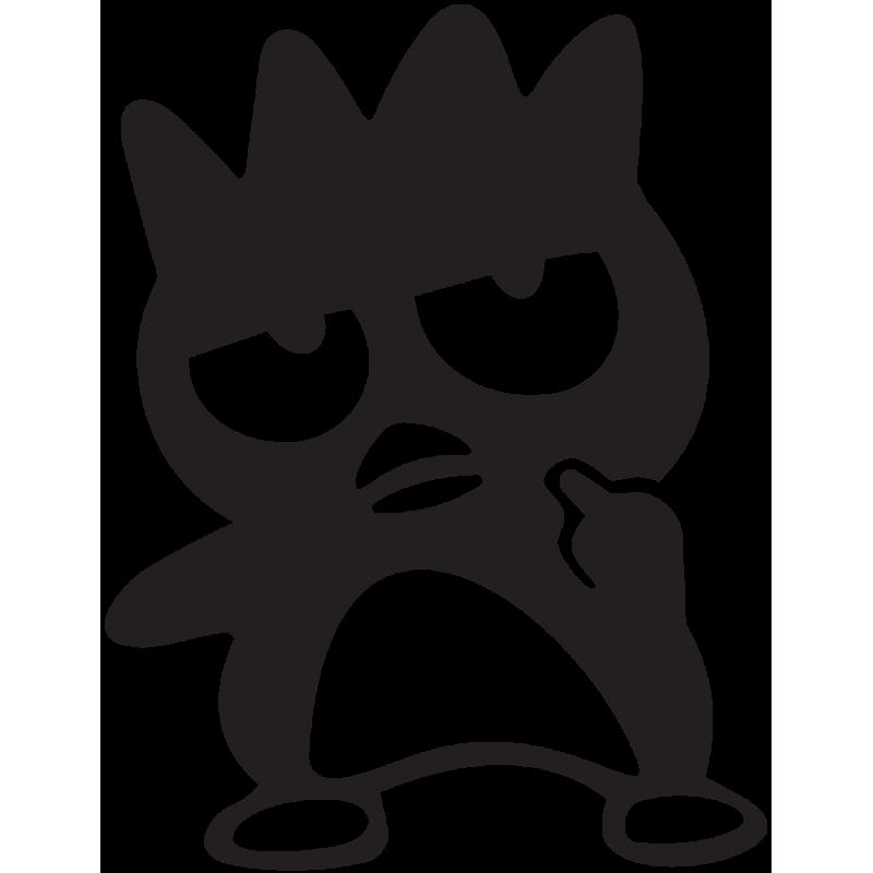 Sticker Jdm Fuck Bird
