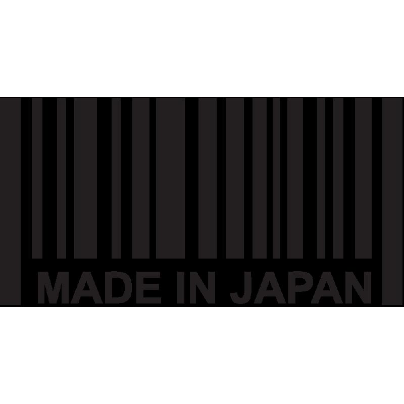Sticker Jdm Made In Japan