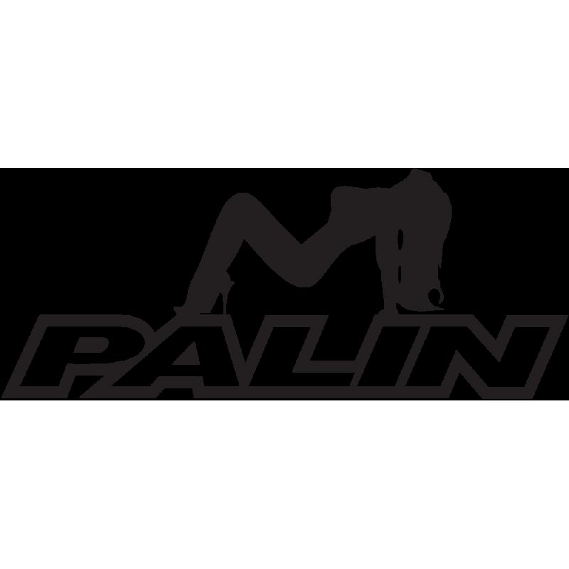Sticker Jdm Palin