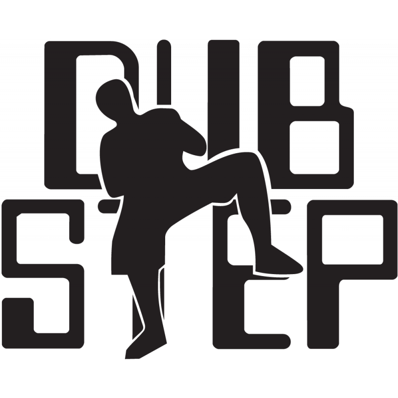 Sticker Jdm Dub Step