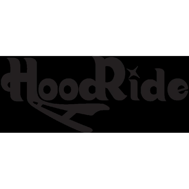 Sticker Jdm Hood Ride