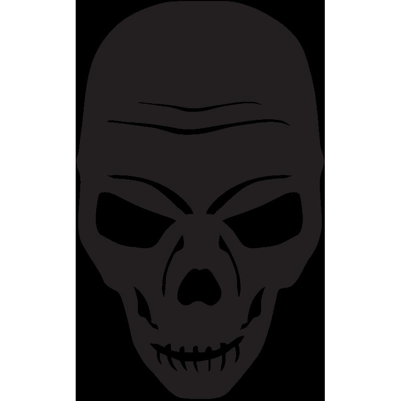Sticker Jdm Masque Mort