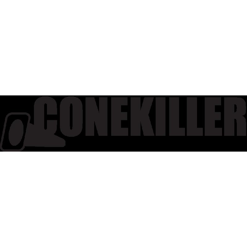 Sticker Jdm Cone Killer