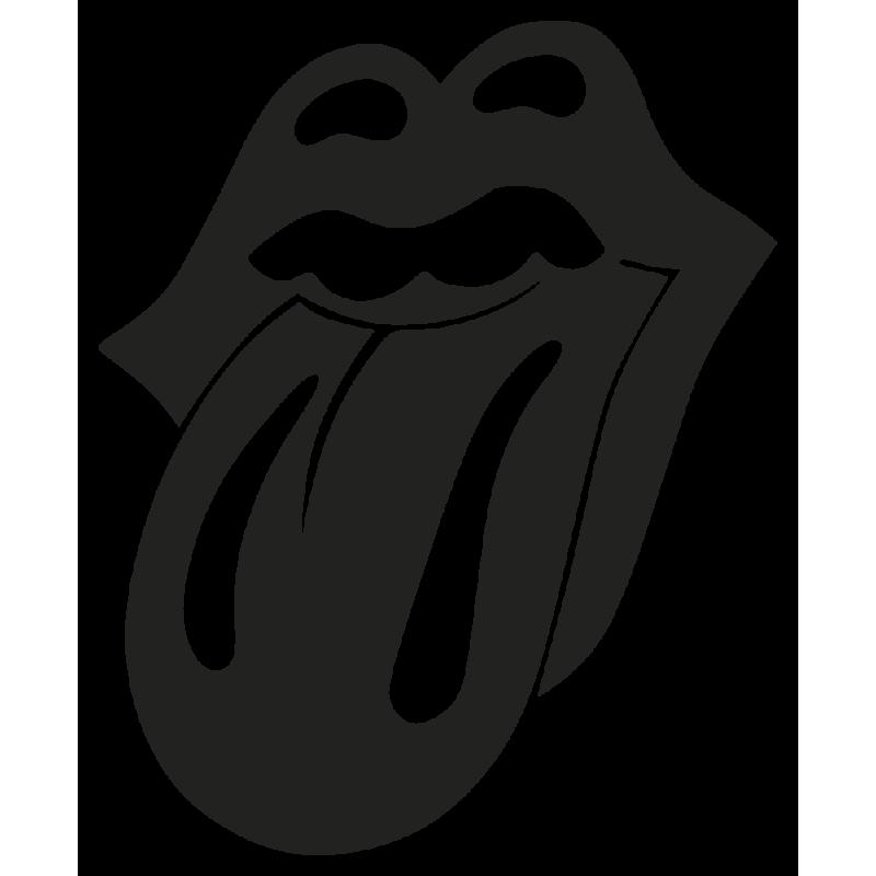Sticker Rolling Stone