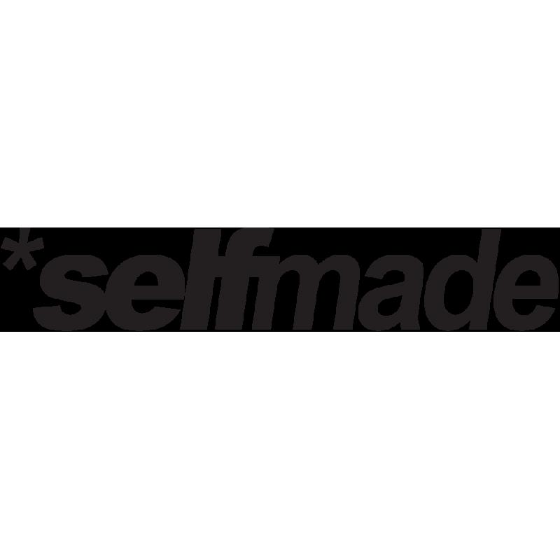 Sticker Jdm Selfmade