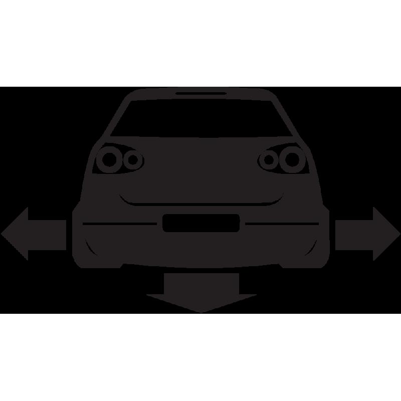 Sticker Jdm Low Car